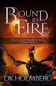Bound By Fire by D.K. Holmberg ebook deal