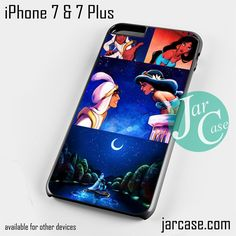 aladdin story Phone case for iPhone 7 and 7 Plus