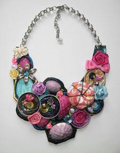 Benditos pormenores Diy Jewellery, Jewelry Box, Jewelery, Handmade Jewelry, Jewelry Making, Diy Necklace, Necklaces, Party Accessories, Heavenly