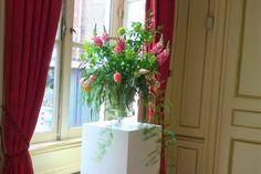 Locatie bloemen