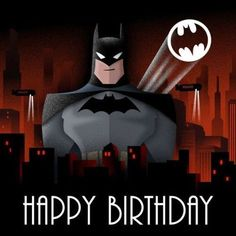 Find images and videos about batman, happy birthday and DC on We Heart It - the app to get lost in what you love. Batman Birthday Meme, Happy Birthday Superhero, Happy Birthday Flower, Happy Birthday Pictures, Happy Birthday Funny, Happy Birthday Quotes, Happy Birthday Greetings, Birthday Messages, Birthday Cards
