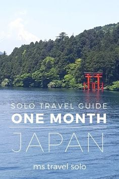What will you do if you have one month in Japan? I'll show you exactly how to travel from Tokyo to Hiroshima with my one month itinerary for budget travellers. Don't forget to pin it on your Pinterest board! #solotravel #japanitinerary #onemonthinjapan #1monthjapan #mstravelsolo
