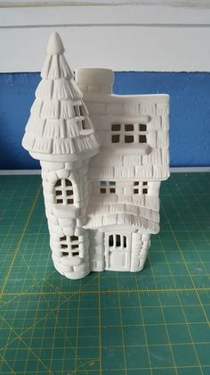 Stone Chateau or Cottage Fairy House