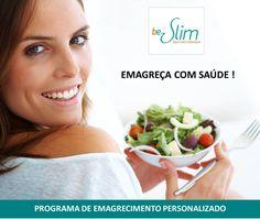 Faça a sua avaliação de peso grátis em www.be-slim.pt