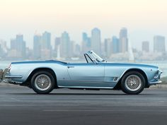 Maserati 3500 GT Spider by Vignale (1961-1963)