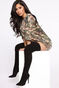 Undercover Sequin Tunic – Camo - Sites new Camo Fashion, Yellow Fashion, Sequin Tunic, Winter Sweater Outfits, Curvy Girl Lingerie, Fashion Nova Models, Girl Outfits, Dope Outfits, Swag Outfits