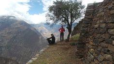 We should not be dizzy! :) #XtremeTourbulencia #Choquequirao #Cusco #Peru
