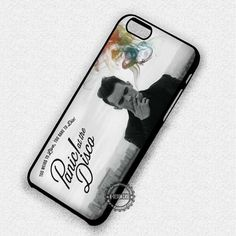 To Live And To Die Panic At The Disco - iPhone 7 6 5 SE Cases & Covers