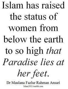 Status of a women