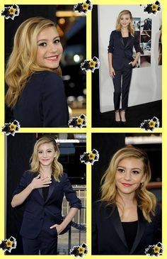 Thanks Maria for this edit from the If I Stay premiere last night!   #GHannelius
