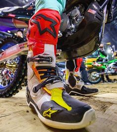 f0a365c136a125 Alpinestars Tech 10 Limited Edition Indianapolis Boots