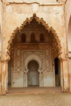 Tinmel Mosque. atlas Mountains, Morocco                                                                                                                                                                                 More Islamic Architecture, Beautiful Architecture, Art And Architecture, Beautiful Mosques, Beautiful Places, Amazing Places, Islamic World, Islamic Art, Marrakech