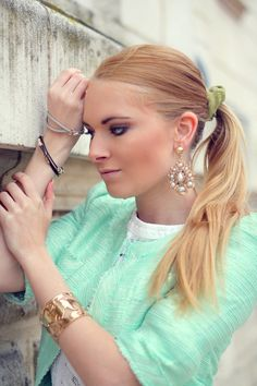 Blog mode Lili et les bijoux Lila Rose Bracelet Lila Rose http://www.lilarosebijoux.com/