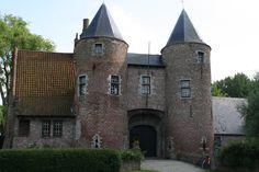 Kasteel Oostkerke Belgien