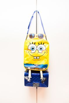 Spongebob likes his Chanel too. http://www.thecoveteur.com/meg-baby/