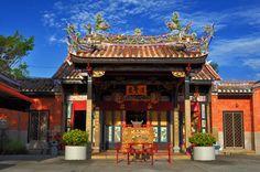 Snake Temple Penang, Malaysia