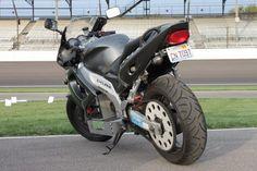 Yamaha YZF600R eléctrica