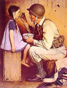 1944-The American Way-by Norman Rockwell | by x-ray delta one
