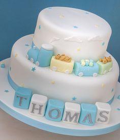 Cake Decorating Equipment Darlington : Boys Christening Cakes on Pinterest Christening Cakes ...