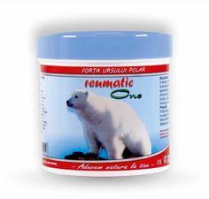 Balsam forta ursului polar - 250 g Polar Bear, Polar Bears