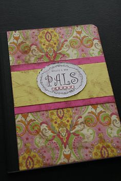 Mommy and Daughter Journal