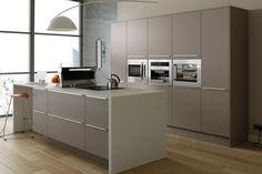 ellisfurniture.co.uk  Brompton Stone Grey kitchen