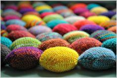 Hexipuff Love - bright colours!