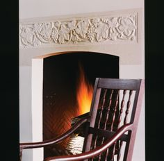 beautiful grapevine carving - farmhouse  by Michael G Imber, Architects
