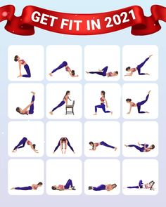 Gym Workout For Beginners, Gym Workout Tips, Yoga Workouts, Workout Videos, Waist Workout, Yoga For Weight Loss, Health Fitness, Lose Weight, Sport