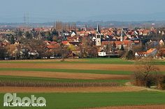 Photo n26119 : Village de Lampertheim, Bas-Rhin (67) © Jean Isenmann