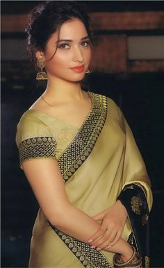 Beautiful Tamanna in Saree See more photos at http://www.kollywoodzone.com/cat-tamanna-271.htm  #Tamanna #Actress #Beautiful