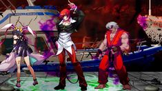 Iori Yagami (八神庵) VS SF2 Violent Ken (洗腦肯) | MUGEN BATTLE Street Fighter Characters, Fictional Characters, King Of Fighters, Battle, Joker, Concert, Jokers, Fantasy Characters, Concerts