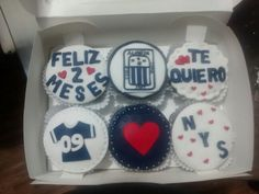 Alianza Cupcakes (Aniversario)