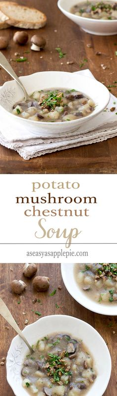 ... Soups and stews on Pinterest | Soups, Potato soup and Black bean soup
