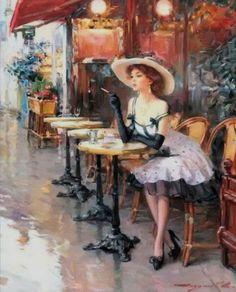 Аромат кофе в Париже...| Константин Разумов. Обсуждение на LiveInternet - Российский Сервис Онлайн-Дневников