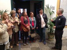 Los blogueros descubren la historia de Bodegas Campos