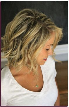loose wave perm short hair - Google Search                                                                                                                                                     More