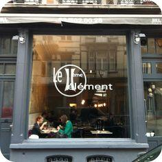 Le 2ième élément. Rue Saint-boniface,1050 Ixelles, quartier Matonge
