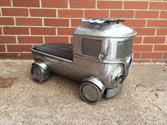 VW Campervan Barbecue