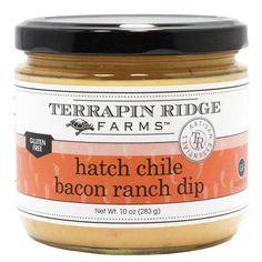 Hatch Chile Bacon Ranch Dip by Terrapin Ridge Farms 10 oz