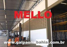 Galpão para Locação na cidade de Feira de Santana / BA no bairro Centro