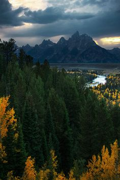 nordvarg:      Snake River Overlook, WY (Dave McEllistrum)