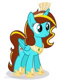 Requested by ILoveKimPossibleAlot KP Alicorn design (c) Vector-Brony Vector (c) SeekerOfDestiny KP Alicorn Crystal Ponies, Crystal Mountain, Celestia And Luna, My Little Pony Friendship, Princess Peach, Smurfs, Cool Art, Mlp, Deviantart