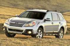 2014 Subaru Outback...Might just have to Upgrade....Just saw the New ones !!...Love my old one...But yaeh :)
