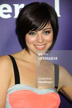 News Photo: Actor Krysta Rodriguez attends the NBC Winter TCA…