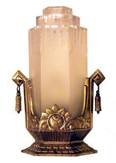 Gorgeous Art Deco Lame