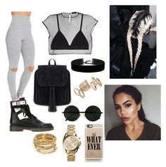 """""""Festival outfit inspiration"""" by weirdobby on Polyvore featuring moda, Fendi, Proenza Schouler, See by Chloé, Identity, Topshop, Casetify, Michael Kors e ABS by Allen Schwartz"""