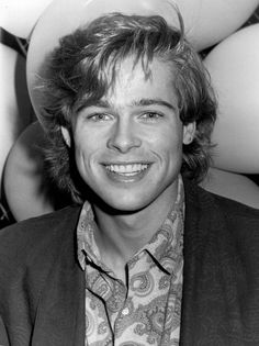 Brad Pitt | early days