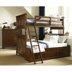 LC Kids Big Sur By Wendy Bellissimo Bunk Headboard and Footboard