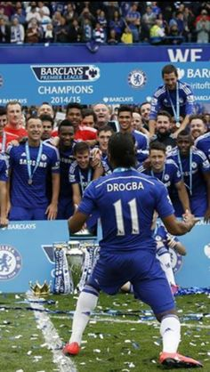 Chelsea FC - Champions
